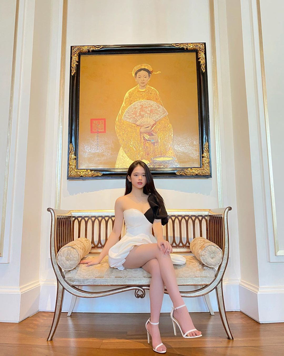 nude vn official website linh ka 16